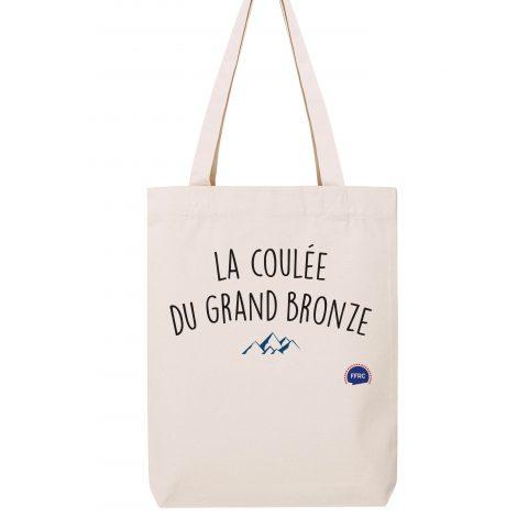 la coulee du grand bronze-les-bronzes-font-du-ski-sac-coton-tote-bag-federation-francaise-de-la-replique-culte