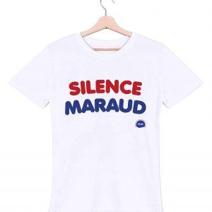 Silence maraud-les-visiteurs-tshirt-homme-federation-francaise-de-la-replique-culte