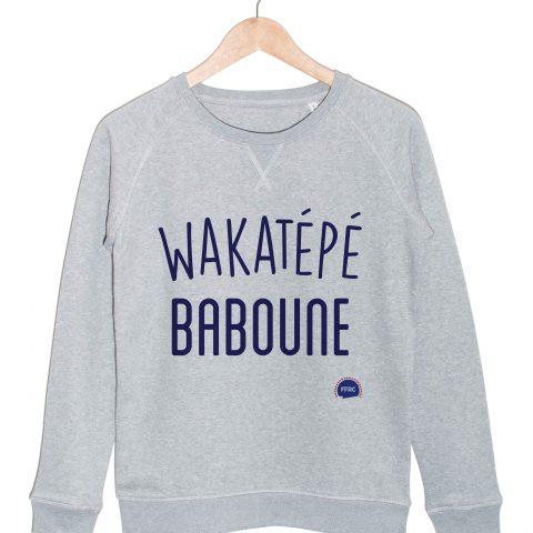 Wakatépé Baboune un-indien-dans-la-ville-sweat-homme-federation-francaise-de-la-replique-culte